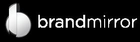 brand mirror logo