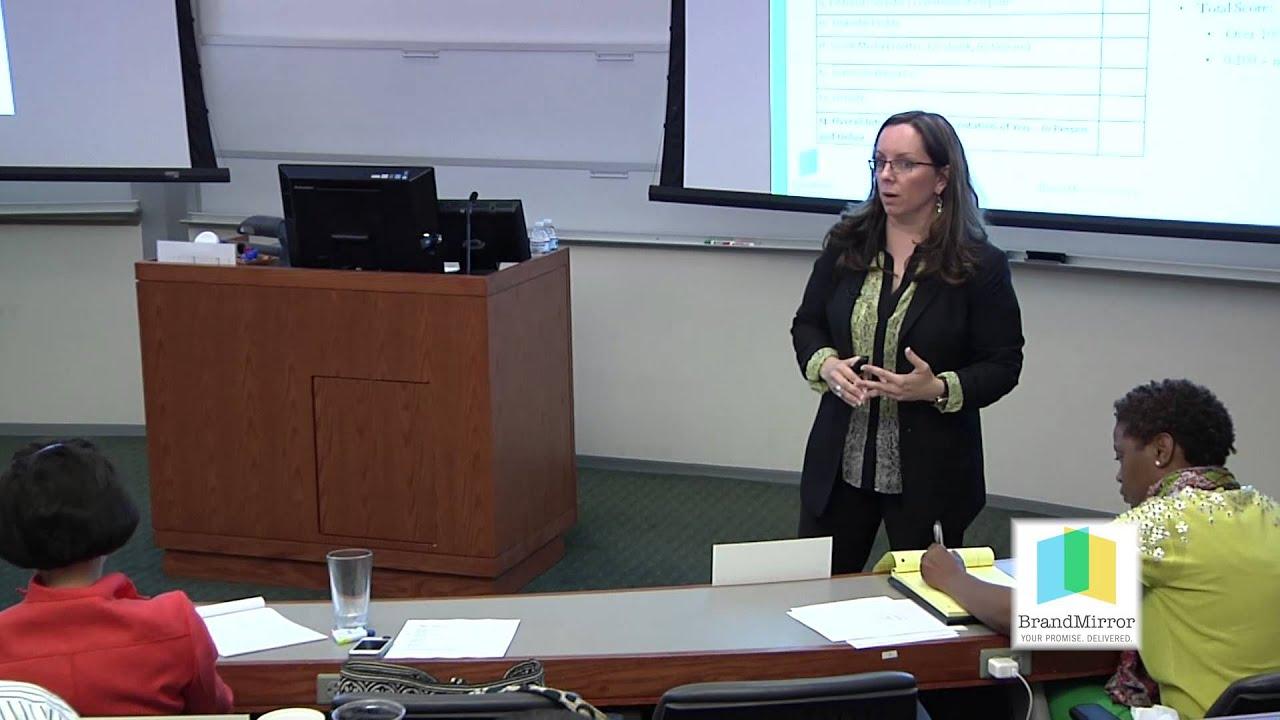 Speaker Hi-lites Jen Dalton on Branding your business